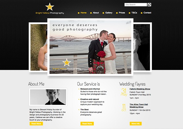 FREE Website design Scotland Falkirk